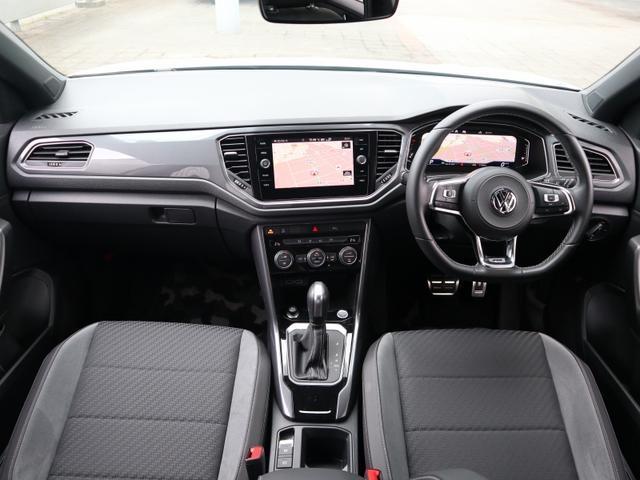TDI Rライン 認定中古車 1オーナー 禁煙車 デモカー   純正ナビ Bluetooth バックカメラ ETC USB アダプティブクルーズコントロール レーンアシスト クリアランスソナー ルーフレール(14枚目)
