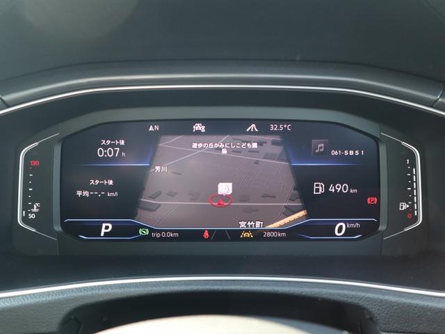 TDI Rライン 認定中古車 1オーナー 禁煙車 デモカー   純正ナビ Bluetooth バックカメラ ETC USB アダプティブクルーズコントロール レーンアシスト クリアランスソナー ルーフレール(16枚目)