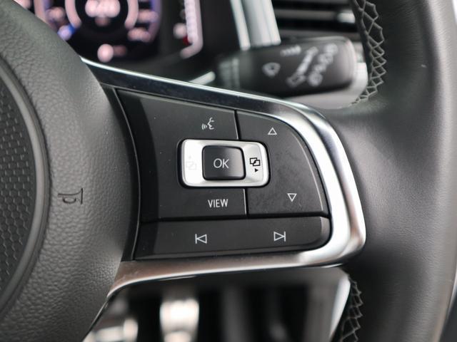 TDI Rライン 認定中古車 1オーナー 禁煙車 デモカー   純正ナビ Bluetooth バックカメラ ETC USB アダプティブクルーズコントロール レーンアシスト クリアランスソナー ルーフレール(33枚目)