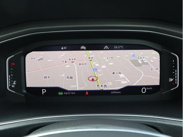TDI スタイルデザインパッケージ 認定中古車 デモカー 純正ナビ Bluetooth バックカメラ ETC アダプティブクルーズコントロール レーンアシスト ルーフレール(19枚目)