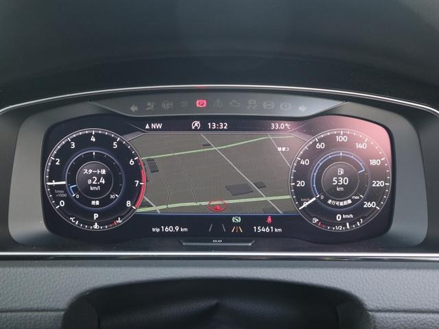 TSIハイライン テックエディション 認定中古車 1オーナー 禁煙車 純正ナビ Bluetooth ETC USB アダプティブクルーズコントロール レーンアシスト バックカメラ フルデジタルメータークラスター(16枚目)