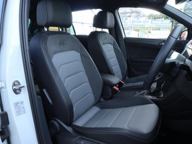TSI Rライン ブラックスタイル 認定中古車 1オーナー 禁煙車 純正ナビ Bluetooth ETC USB アラウンドビューカメラ アダプティブクルーズコントロール シートヒーター ルーフレール レーンアシスト(12枚目)