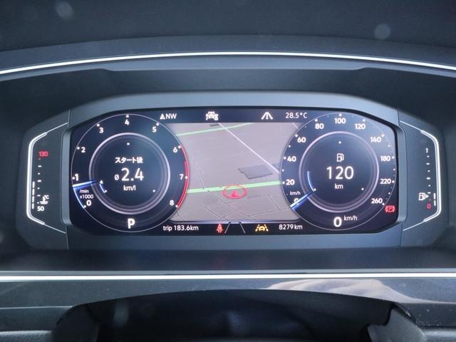 TSI Rライン ブラックスタイル 認定中古車 1オーナー 禁煙車 純正ナビ Bluetooth ETC USB アラウンドビューカメラ アダプティブクルーズコントロール シートヒーター ルーフレール レーンアシスト(16枚目)