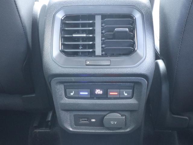 TSI Rライン ブラックスタイル 認定中古車 1オーナー 禁煙車 純正ナビ Bluetooth ETC USB アラウンドビューカメラ アダプティブクルーズコントロール シートヒーター ルーフレール レーンアシスト(48枚目)
