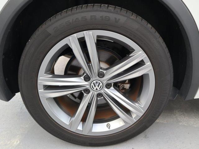 フォルクスワーゲン VW ティグアン TSI R-Line デジタルメーター、追従クルコン