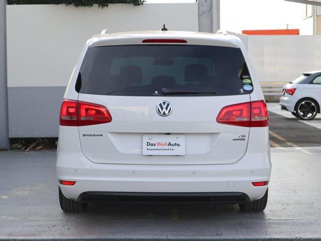 フォルクスワーゲン VW シャラン TSI Highline 地デジナビ/バックカメラ/ETC