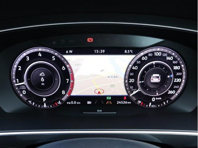 TSI Rライン デジタルメーター ヘッドアップディスプレイ アラウンドビューカメラ パークングアシスト 電動リヤゲート 19インチアルミホール付き 禁煙 認定中古車(15枚目)