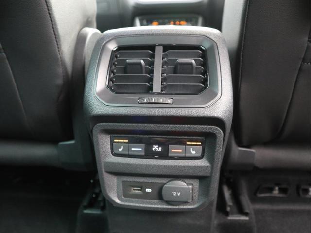 TSI Rライン デジタルメーター ヘッドアップディスプレイ アラウンドビューカメラ パークングアシスト 電動リヤゲート 19インチアルミホール付き 禁煙 認定中古車(35枚目)