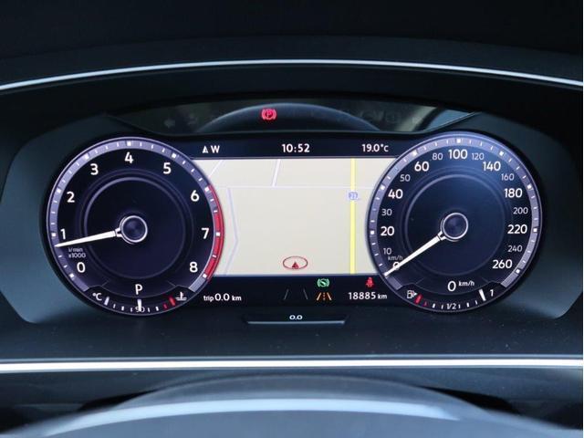 TSI ハイライン LEDヘッドアップ デジタルメーター 追従型クルーズコントロールACC レーンアシスト Bluetooth シートヒーター付き 禁煙 認定中古車(15枚目)