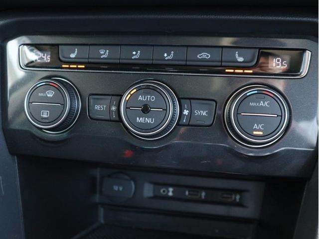 TSI ハイライン LEDヘッドアップ デジタルメーター 追従型クルーズコントロールACC レーンアシスト Bluetooth シートヒーター付き 禁煙 認定中古車(23枚目)