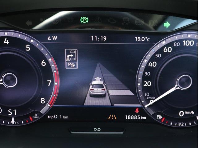 TSI ハイライン LEDヘッドアップ デジタルメーター 追従型クルーズコントロールACC レーンアシスト Bluetooth シートヒーター付き 禁煙 認定中古車(50枚目)