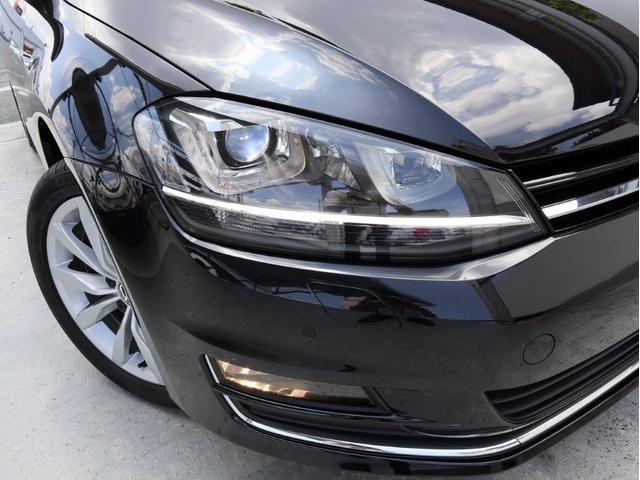 TSIハイラインブルーモーションテクノロジー バイキセノンヘッドライト レーンアシスト 追従型クルーズコントロールACC スマートキー プッシュスタートボタン 障害物センサー ブルートゥース付 禁煙 認定中古車(12枚目)
