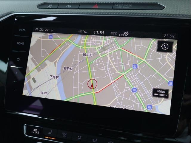 TSI 4モーション Rラインアドバンス ディナウディオ サンルーフ ブラックレザー デジタルメーター ACC ヘッドアップディスプレイ アラウンドビューカメラ 電動リヤゲート 駐車支援システム 障害物センサー 20インチAW 禁煙認定中古車(23枚目)