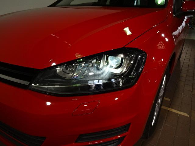 フォルクスワーゲン VW ゴルフ 40thエディション 認定中古車 ナビHIDライト付き