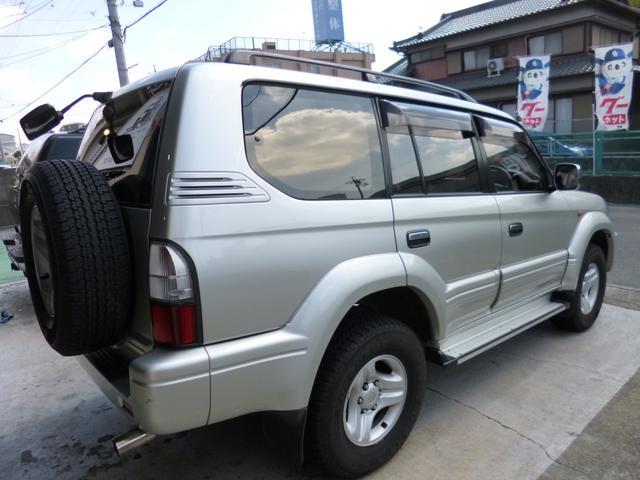 TXリミテッド 4WD ETC レザーシートカバー(5枚目)