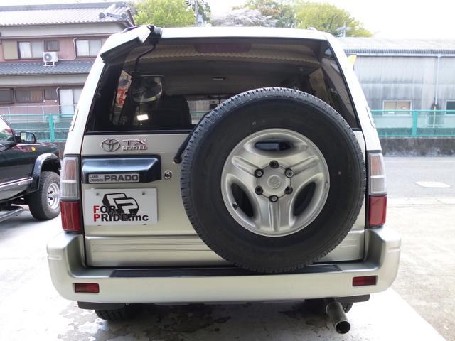 TXリミテッド 4WD ETC レザーシートカバー(7枚目)