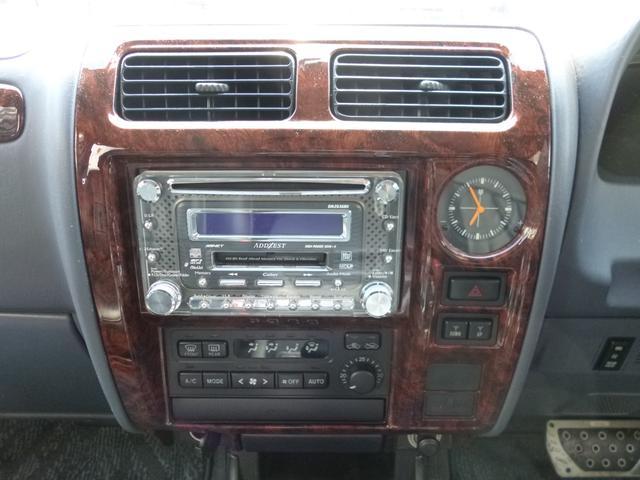 TXリミテッド 4WD ETC レザーシートカバー(15枚目)
