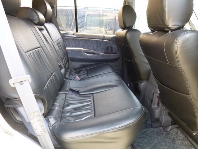 TXリミテッド 4WD ETC レザーシートカバー(18枚目)