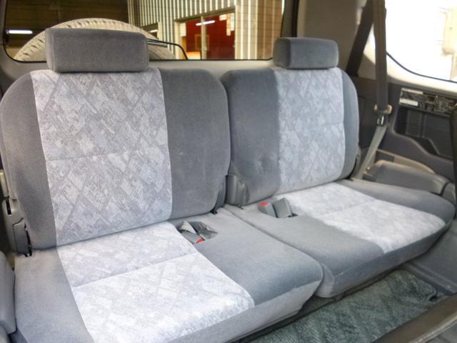 TXリミテッド 4WD ETC レザーシートカバー(20枚目)