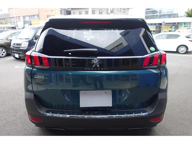 「プジョー」「プジョー 5008」「SUV・クロカン」「静岡県」の中古車11
