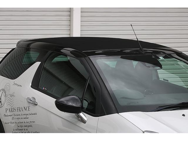 「シトロエン」「シトロエン DS3カブリオ」「コンパクトカー」「愛知県」の中古車15