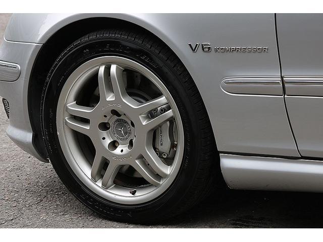 C32 AMG V6 コンプレッサー カスタムオーディオ(10枚目)