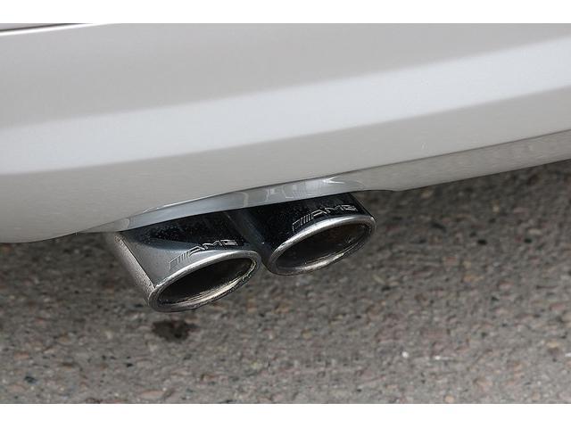 C32 AMG V6 コンプレッサー カスタムオーディオ(15枚目)