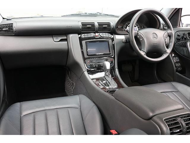 C32 AMG V6 コンプレッサー カスタムオーディオ(18枚目)