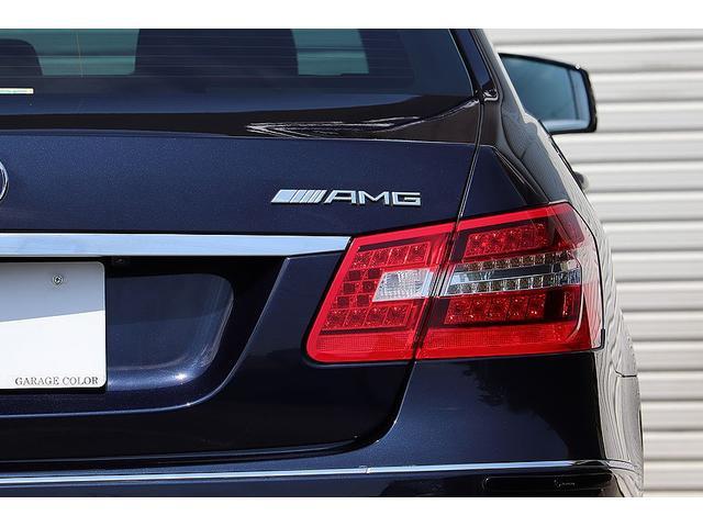 E350 アバンギャルド AMG18インチAW リアモニター(10枚目)
