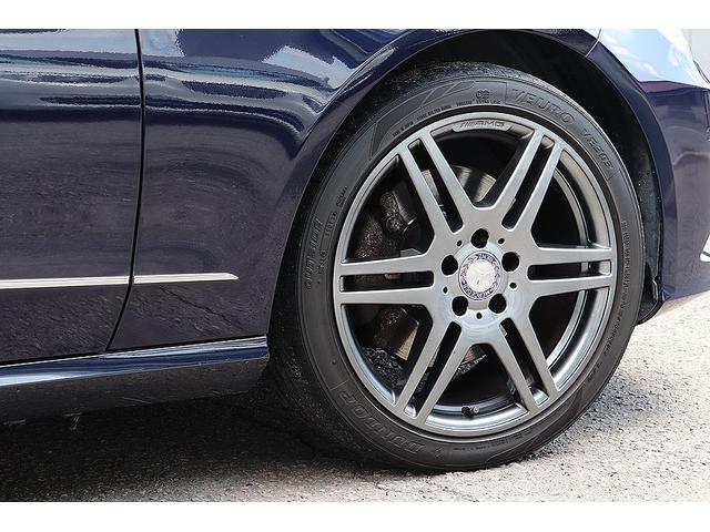 E350 アバンギャルド AMG18インチAW リアモニター(14枚目)