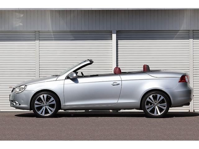 「フォルクスワーゲン」「VW イオス」「オープンカー」「愛知県」の中古車3