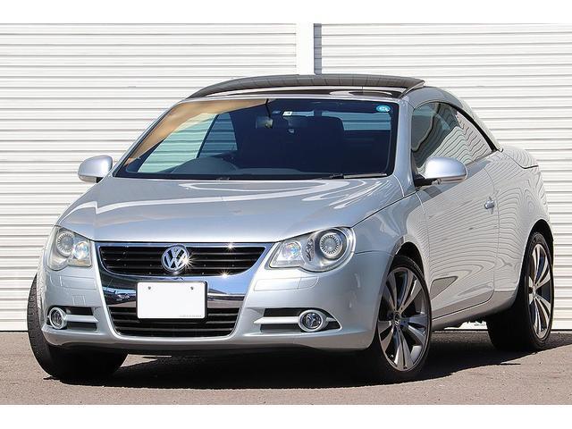 「フォルクスワーゲン」「VW イオス」「オープンカー」「愛知県」の中古車5