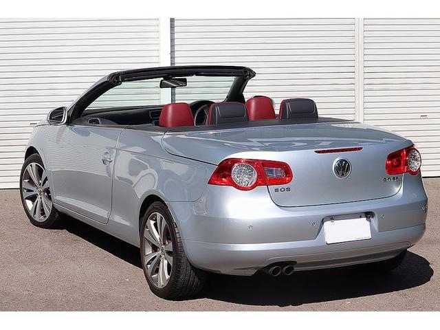 「フォルクスワーゲン」「VW イオス」「オープンカー」「愛知県」の中古車18