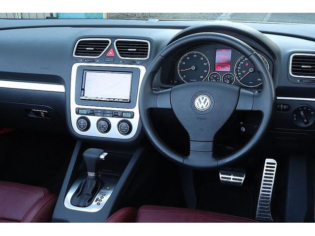 「フォルクスワーゲン」「VW イオス」「オープンカー」「愛知県」の中古車26