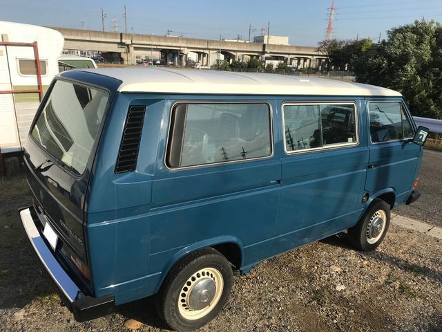 「フォルクスワーゲン」「VW ヴァナゴン」「ミニバン・ワンボックス」「愛知県」の中古車4
