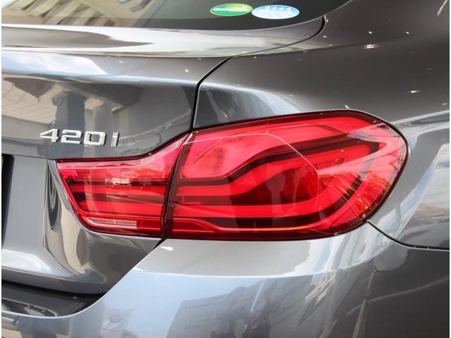 420iグランクーペ Mスピリット 登録済未使用車(16枚目)