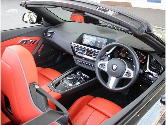 sDrive20i Mスポーツ ワンオーナー車 マグマレッドレザー 19インチ メーカー1年保証付(12枚目)