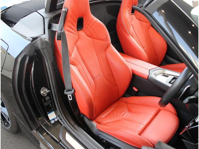 sDrive20i Mスポーツ ワンオーナー車 マグマレッドレザー 19インチ メーカー1年保証付(13枚目)