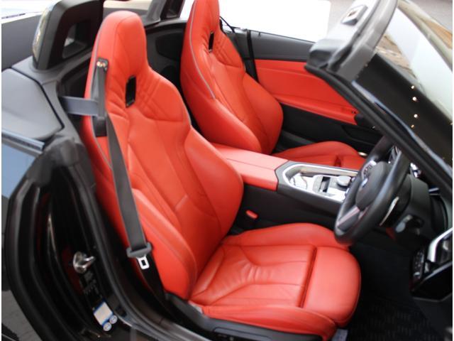 sDrive20i Mスポーツ ワンオーナー車 マグマレッドレザー 19インチ メーカー1年保証付(14枚目)