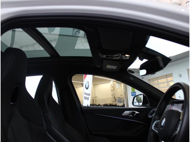 M135i xDrive 弊社元デモカー ビジョンパッケージ パノラマガラスサンルーフ付(12枚目)
