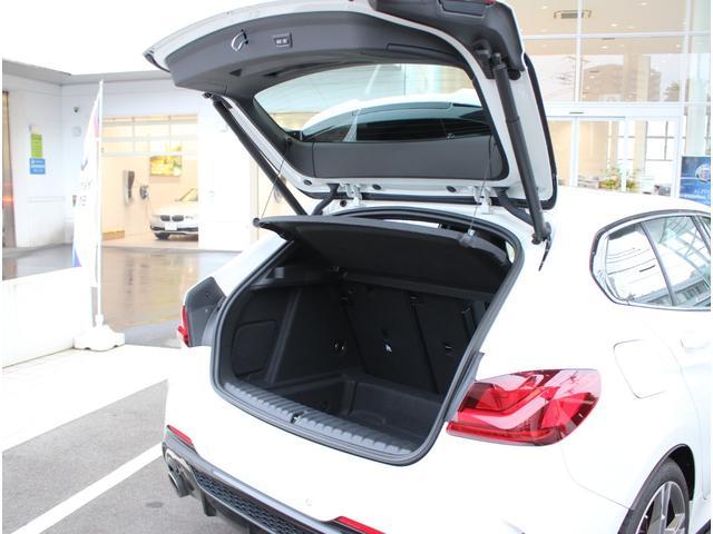 M135i xDrive 弊社元デモカー ビジョンパッケージ パノラマガラスサンルーフ付(33枚目)