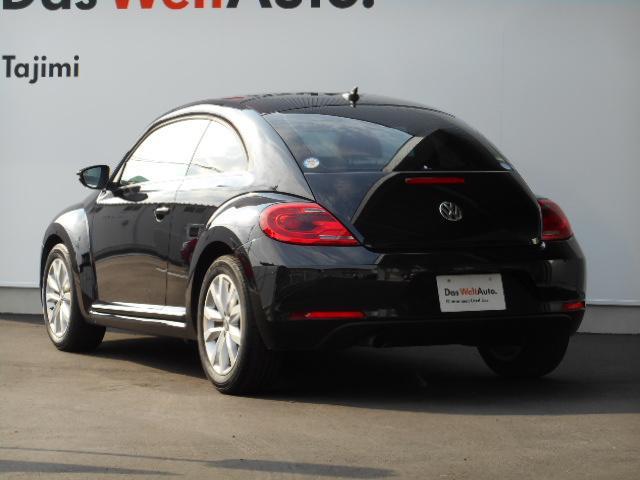 フォルクスワーゲン VW ザ・ビートル Design Leather Package