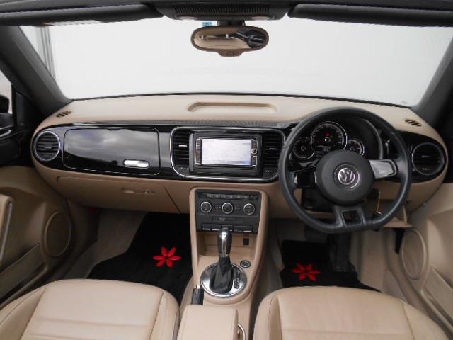 フォルクスワーゲン VW ザ・ビートル・カブリオレ base grade