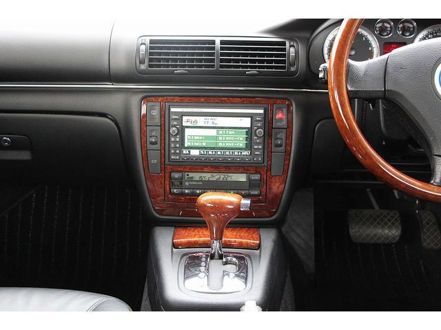 フォルクスワーゲン VW パサートワゴン W8 4モーション