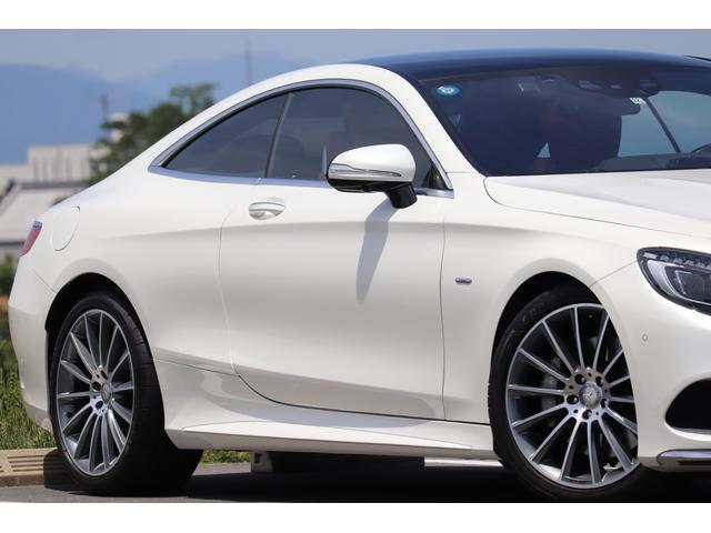 S550 4マチック クーペ エディション1 188台限定車(9枚目)