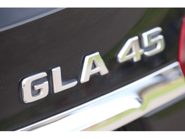 GLA45 4マチック 後期 メルケア パノラマSR(49枚目)