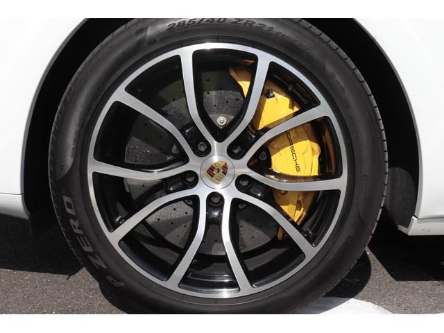 ターボ スポーツクロノパッケージ パノラマSR Exclusive Design 21AW LEDマトリクスヘッド PCCB 18WAY調整式トリュフブラウンレザーシート カーボンインテリア 新車保証(33枚目)