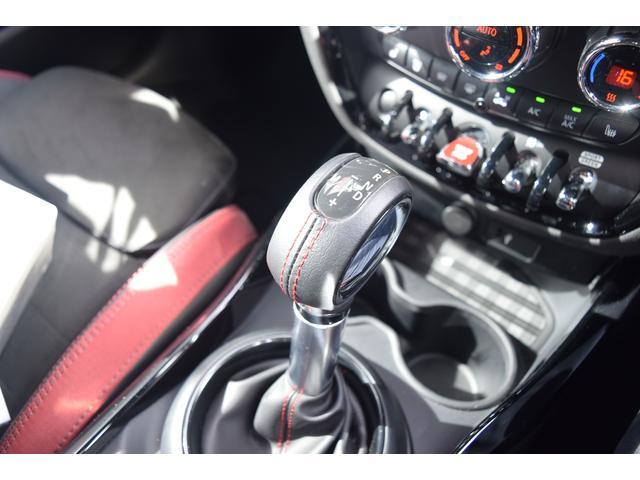 ジョンクーパーワークス クラブマン 19AW/クルコン/パドルシフト/シートヒーター/ドライビングモード(7枚目)