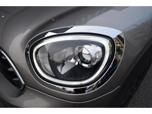 クーパーD クロスオーバー ペッパーPKG LEDヘッドライト 純正18インチ(8枚目)