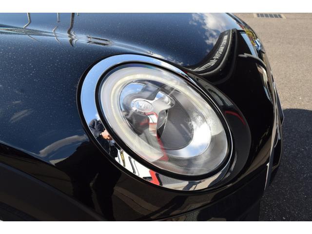 クーパーD 5ドア LEDヘッドライト 純正ナビ カバナシートカバー(8枚目)